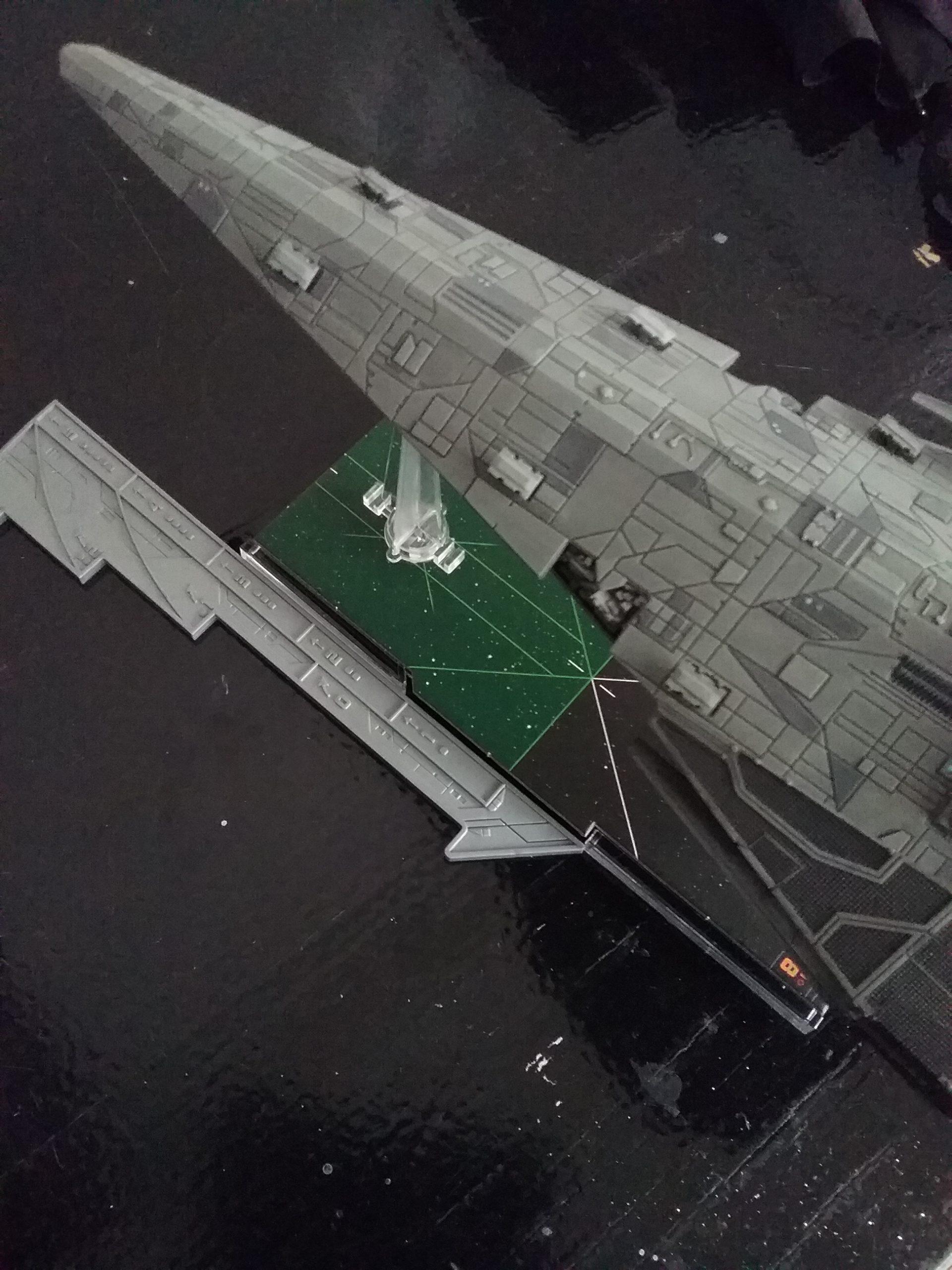 Raider fliegt
